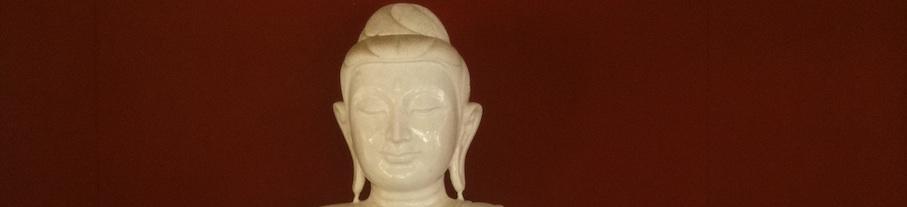 Buddha image full width